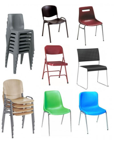 MOBILIER COLLECTIF